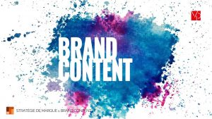 Illustration du brand content